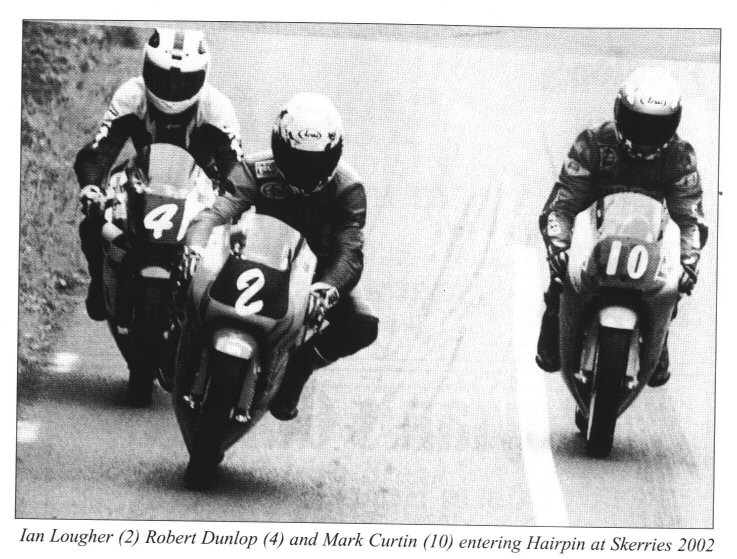 Ian Lougher - Robert Dunlop - Mark Curtin